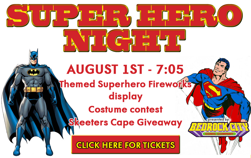 Super Hero Night